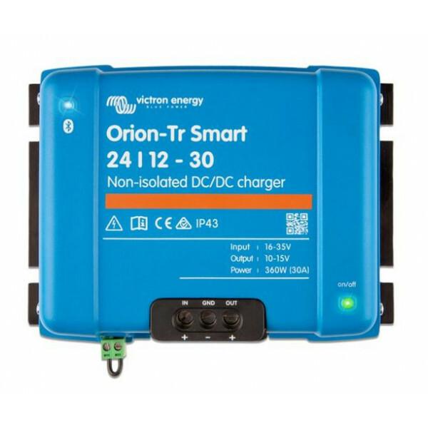 Victron Orion-Tr Smart 24/12-30A (360W) geïsoleerd