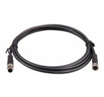 Victron M8 circular kabel 2m (2x) 3 polig