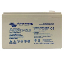 Victron accu AGM Super cycle 12V/15Ah (Faston)