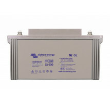 Occasion Victron AGM Accu 12V/130Ah M8 insert