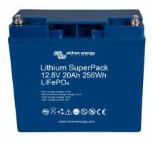 Victron Lithium Accu SuperPack 12,8V/20Ah