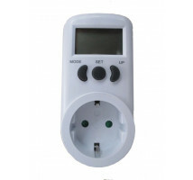 Digitale energiemeter AC230V/50HZ 16A