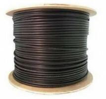 Topsolar kabel zwart 4mm² rol van 100 meter