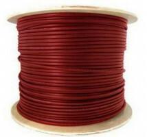 Topsolar kabel rood 6mm² rol van 100 meter