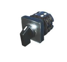 Nokkenschakelaar 1-0-2 2-polig 32A   230 VAC