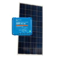 Solar pakket 110 Wp MPPT 75|10 + 110 Wp paneel