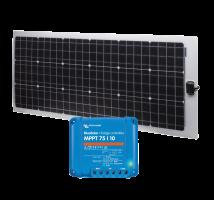 Solar pakket 105 Wp MPPT 75|10 + 105Wp LE paneel