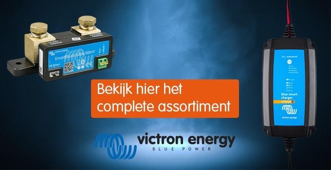 Victron Nieuw SmartSunt en BlueSmart acculader!